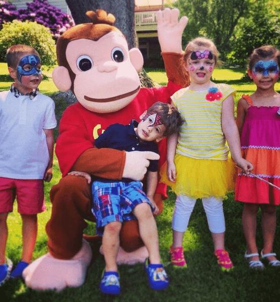 Hire Monkey George