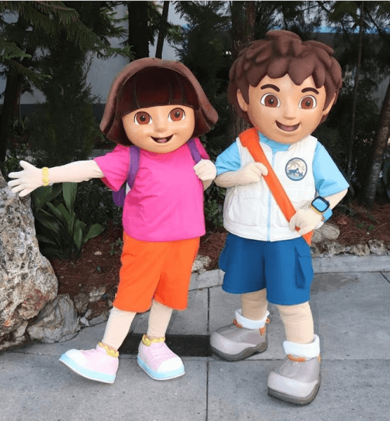 characters-for-birthday-parties-dora-diego