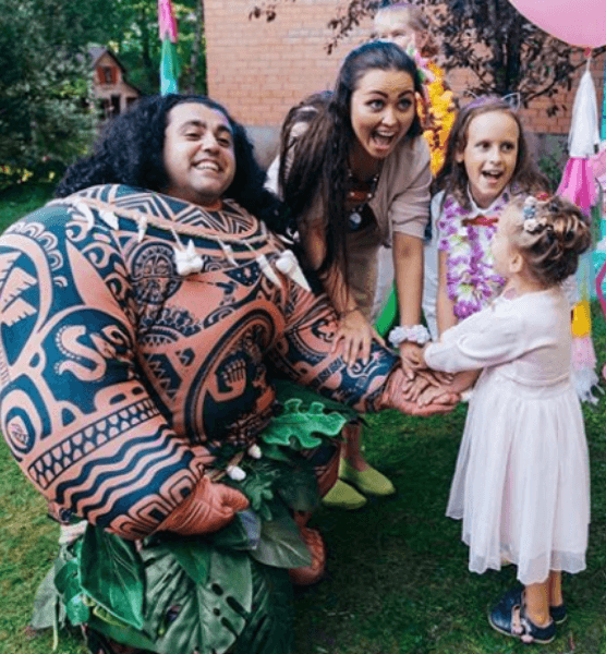characters-for-birthday-parties-maui
