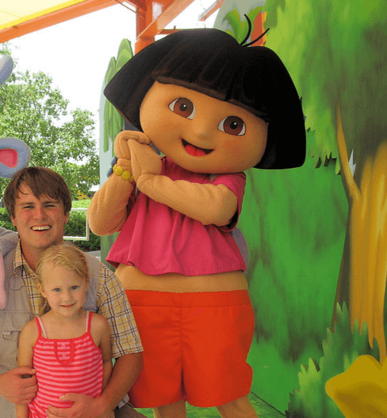 party-character-for-hire-dora