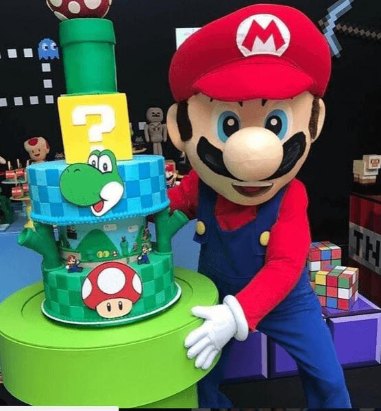 Hire Mario