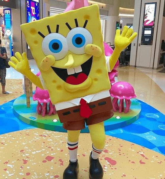 Hire Sponge Bob