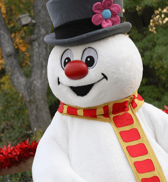 party-character-for-hire-frosty